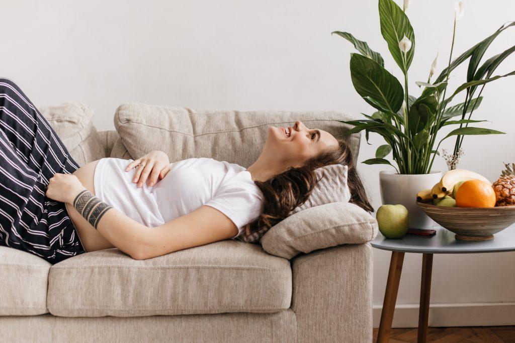 Energikus kismama - jó magzatvédő vitamin